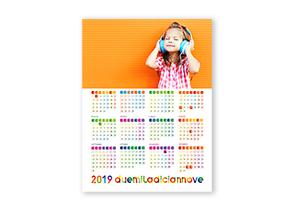 Colordata Annuale 30x40