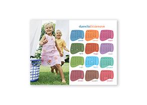 Classic Multicolor Annuale 40x30