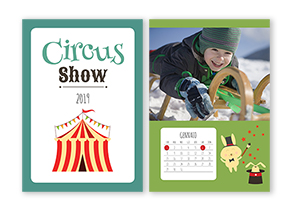 Circus Mensile 20x30