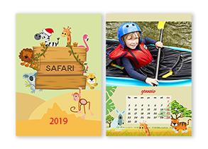 Safari Mensile 30x40