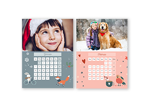 Funny Year Tavolo Cards 12x17