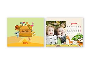 Safari Tavolo 15x20